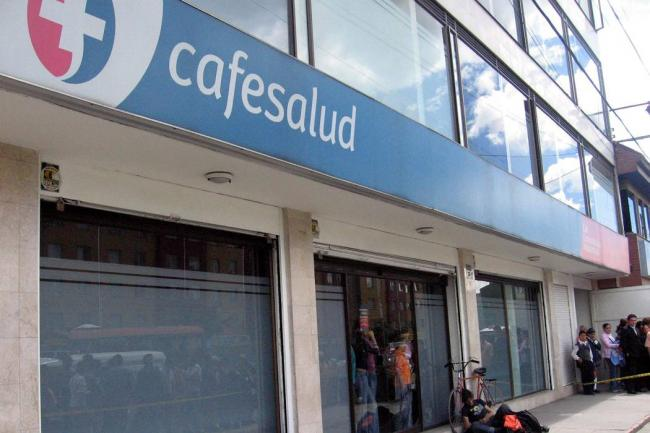 1.759 afiliados afectados por retiro de Cafesalud en el Valle