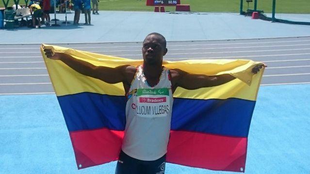 Plata para Colombia en lanzamiento de jabalina en Juegos Paralímpicos