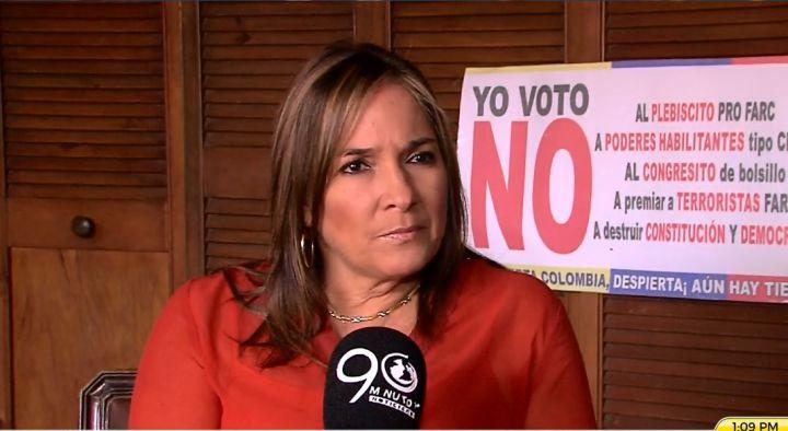 Susana Correa descalifica los puntos acordados en los diálogos de Cuba