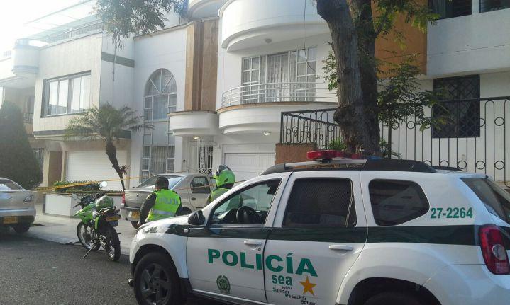 Policía frustra robo de caja fuerte en casa de barrio El Ingenio