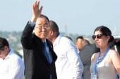 Ban Ki-moon felicita a Colombia y confía en que el acuerdo garantice participación política a todos