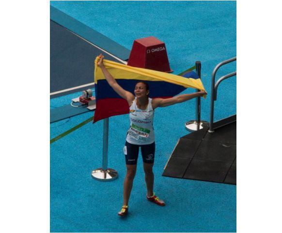 Bronce para Colombia gracias a Martha Hernández en los Paralímpicos de Río