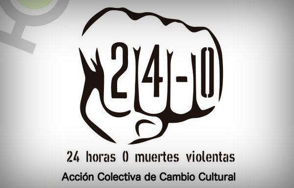 Movimiento 24-0 busca reducir muertes violentas en Cali