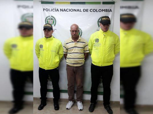 Capturan hombre acusado de abuso sexual contra menores