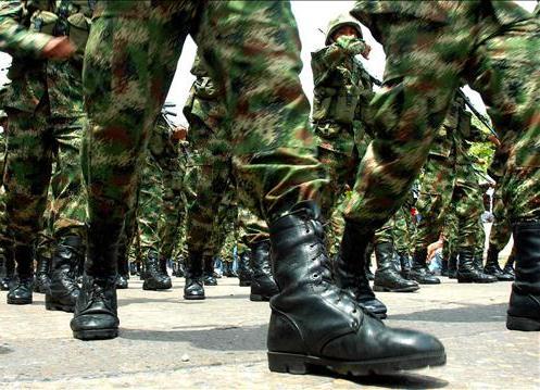 Excomandates del Ejército de Cartago fueron acusados por doble homicidio