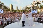 """El 62 % de colombianos votará """"sí"""" en plebiscito por la paz, según encuesta"""