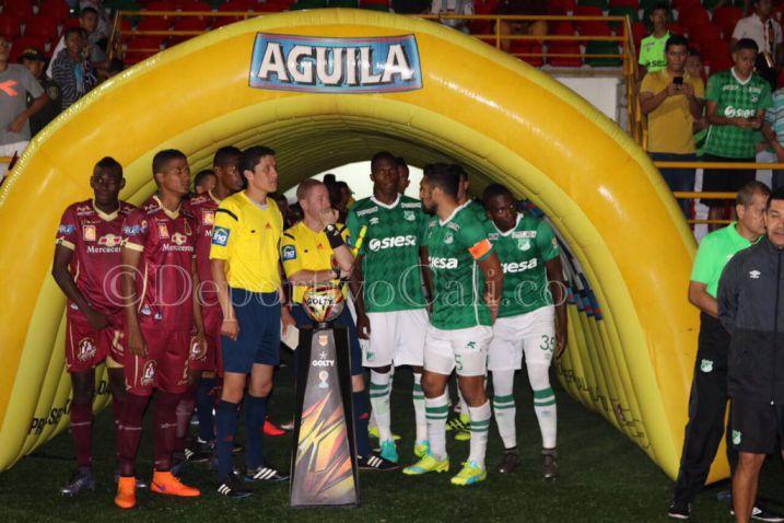 Complejo panorama, Deportivo Cali se despidió de la Copa Colombia