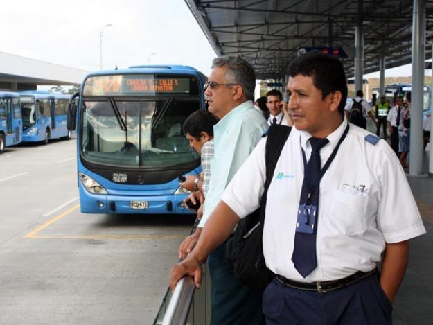 Por convenio Unimetro cederá conductores a GIT Masivo