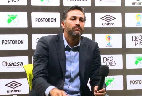 Desmienten nuevos rumores de salida de Mario Yepes del Deportivo Cali