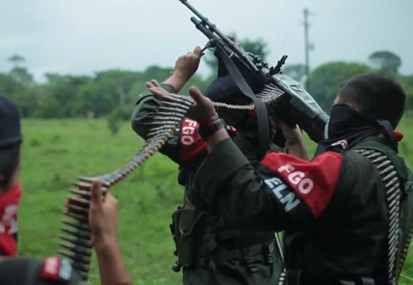 MOE solicita al ELN  declarar un cese unilateral de hostilidades