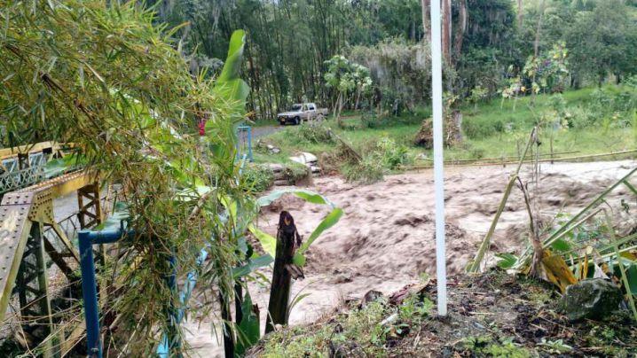 14 municipios del Valle han sido afectados por lluvias y vendavales