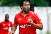 Asaltan en Argentina casa del futbolista del América Ernesto Farías