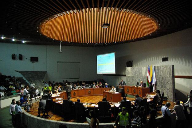 Extendido el plazo a convocatoria de sesiones extra en el Concejo de Cali