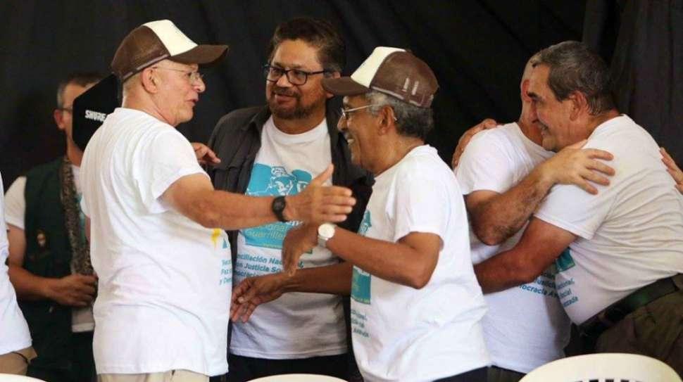 Farc cierra ciclo de 52 años de lucha armada contra el Estado Nacional
