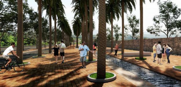 Fase 2 del Parque Lineal Río Cali iniciaría sus obras a finales del 2016