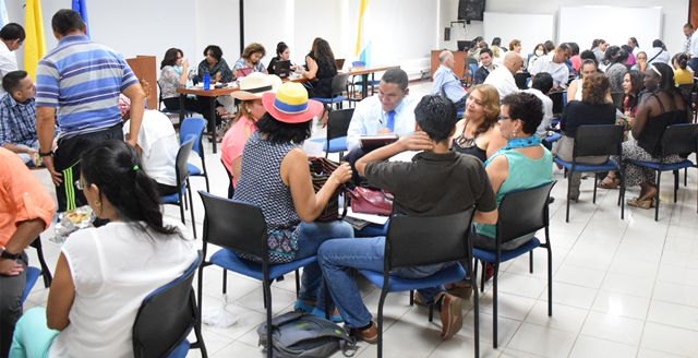 Se puso en marcha Cátedra de Paz en 104 Instituciones Educativas Oficiales