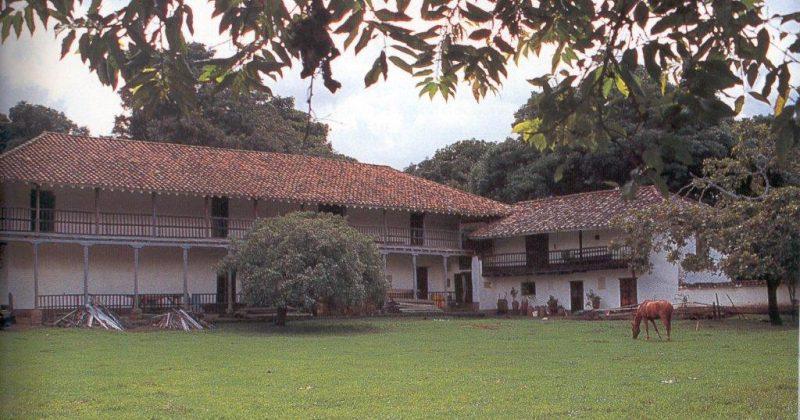 Listas obras que hacen parte del proyecto de restauración de Hacienda Cañasgordas