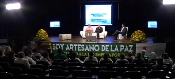 Miembros de la Iglesia católica se reunieron para hablar sobre el plebiscito