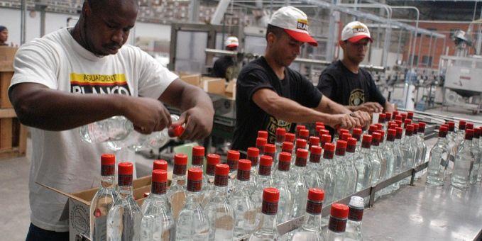 Industria de Licores del Valle recupera su liderazgo en sus ventas