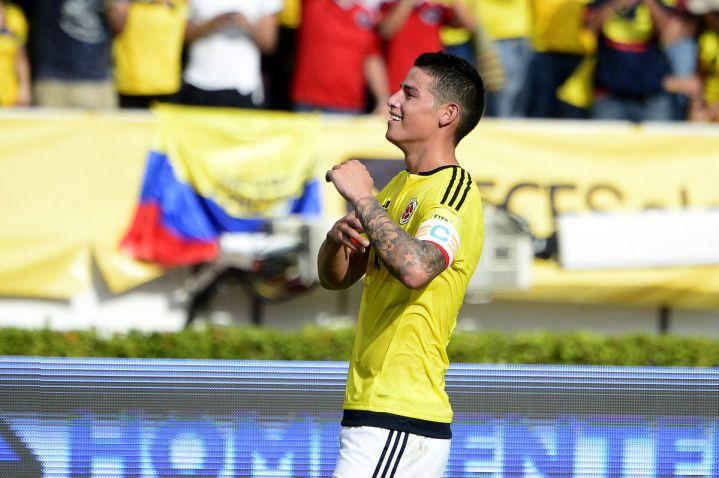 Selección Colombia venció 2-0 a Venezuela en Barranquilla