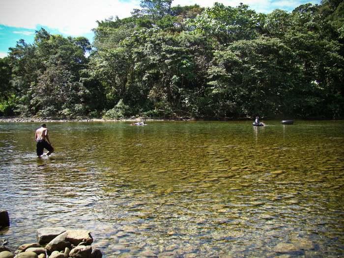 Joven caleña muere ahogada en río San Cipriano, en Buenaventura