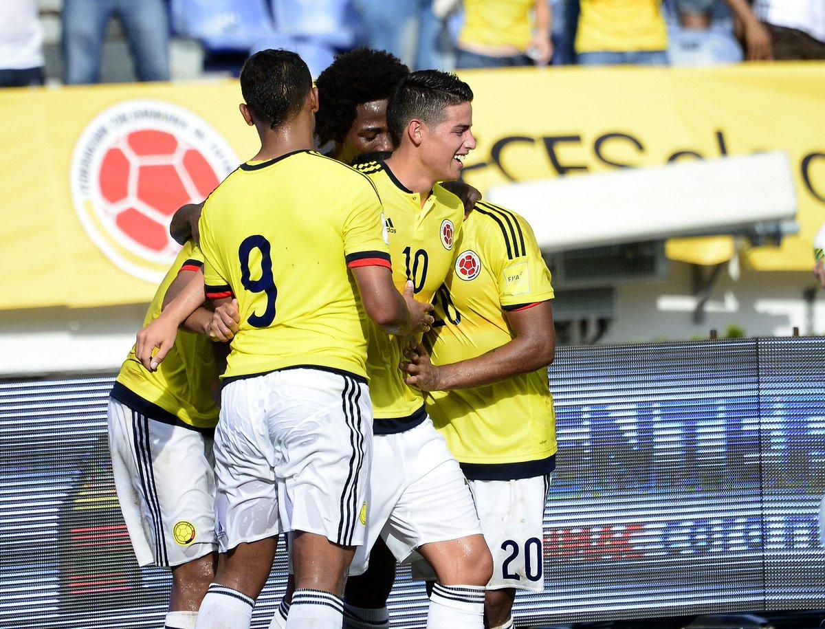 Colombia viaja esta noche a Brasil sin Teófilo y Daniel Torres