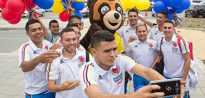 Llegó Selección Colombia a Cali e inicia cuenta regresiva para Mundial de Fútsal