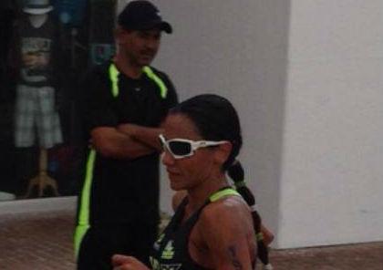 La caleña Martha Torres competirá en la triatlón más importante del mundo