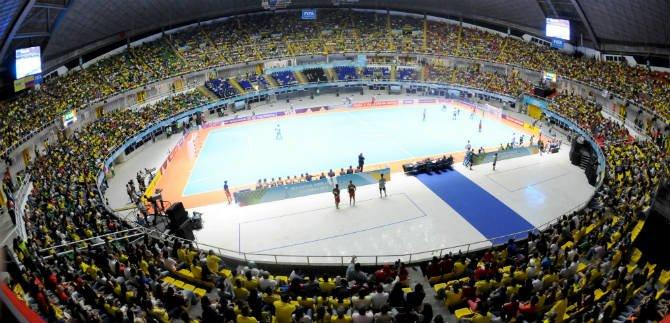 Colombia y Portugal empataron en inauguración del Mundial de Futsal