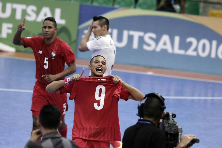 Llegó a Colombia la Selección de Panamá para el Mundial de Futsal 2016