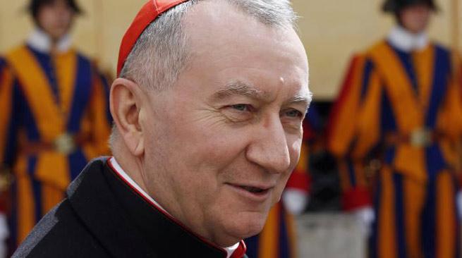 Número dos de El Vaticano estará en la firma del acuerdo de paz