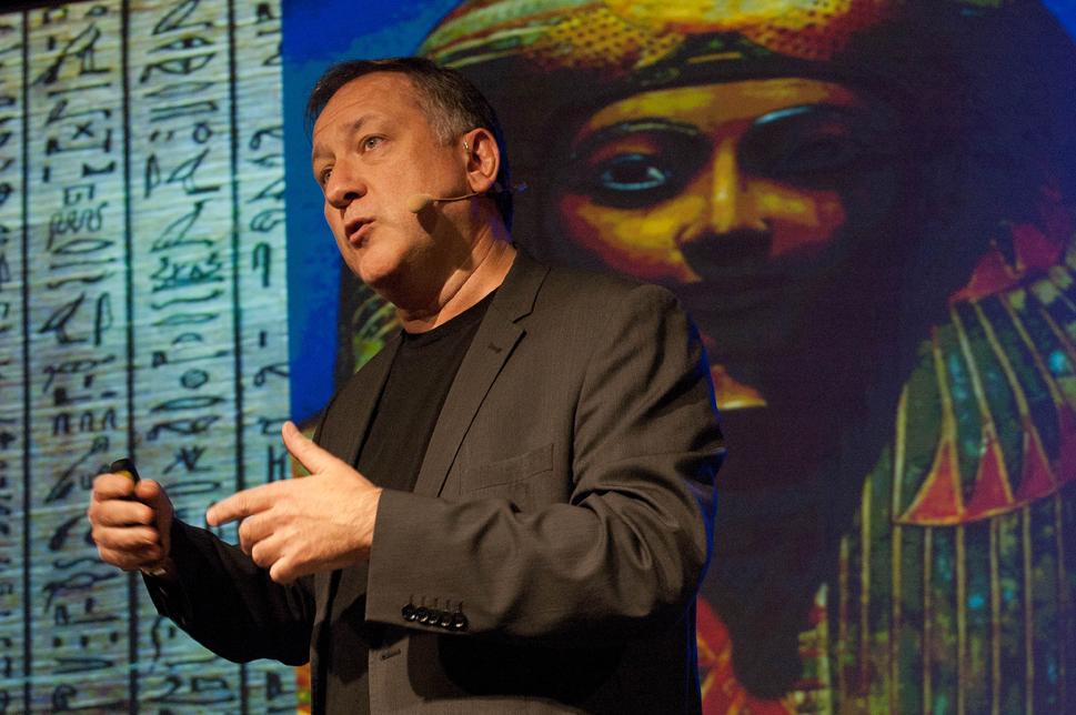 Carlos Scolari y el seminario 'Narrativas transmedia en organizaciones'