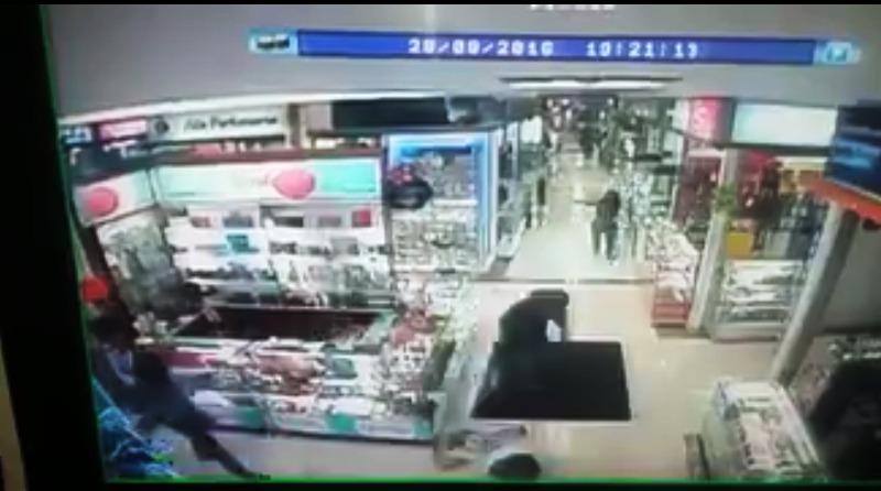 Investigan caso de asesinato de un hombre en un centro comercial de Cali