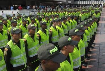 Disponen 1.000 policías para garantizar seguridad en el clásico vallecaucano