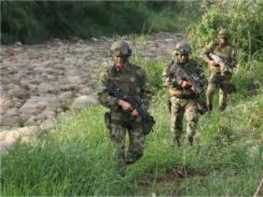 Desconocidos hurtan fusiles de base militar en el Cauca