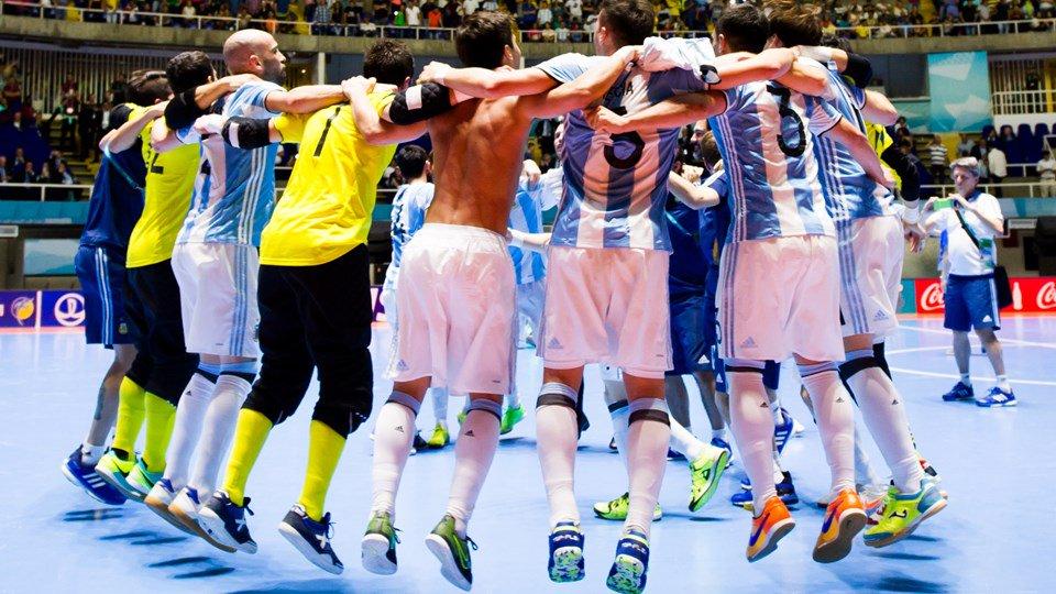 Así fue el camino de Argentina para llegar al título en Mundial de Futsal