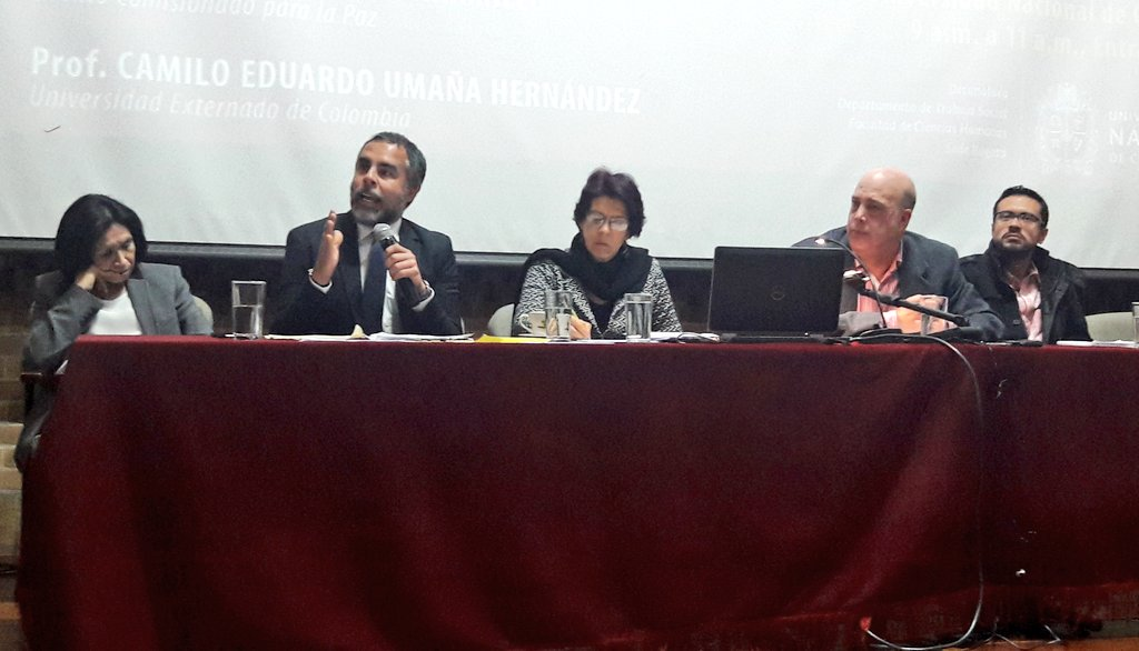 Partido de La U solicita a Corte Constitucional revisar el plebiscito