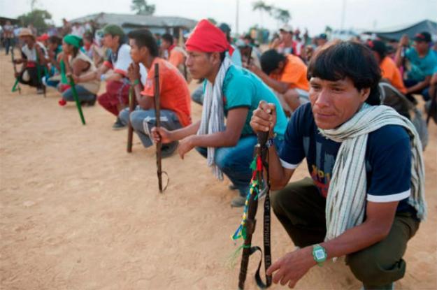Asesinan a líder indígena en el municipio La Sierra, Cauca