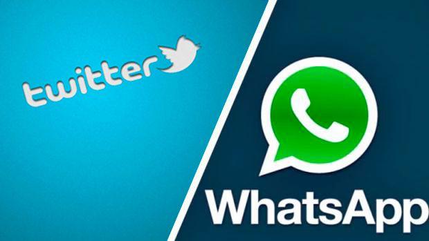Ataque cibernético afecta WhatsApp y Twitter, entre otros