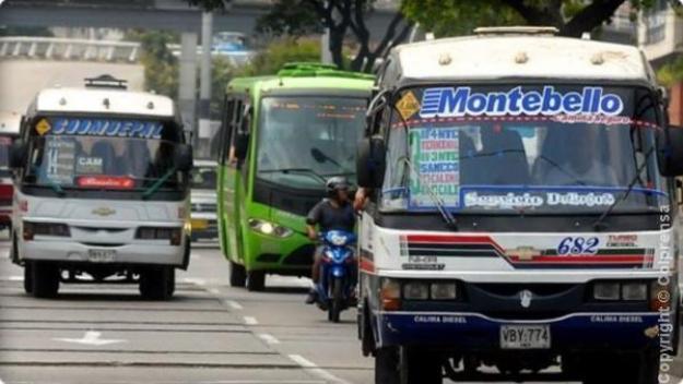 Concejo propone eliminar pico y placa al transporte tradicional