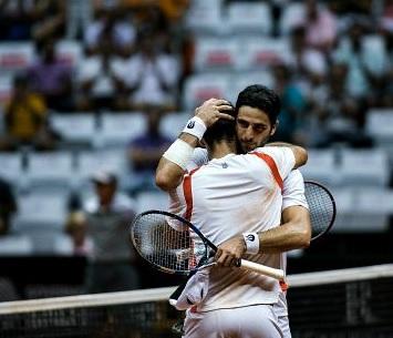 Juan Sebastián Cabal y Robert Farah irán a la final del ATP 250 de Moscú