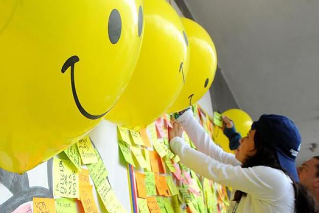 Los caleños se sienten más felices, optimistas y menos pobres