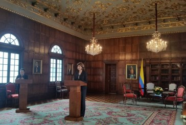 Canciller llama atención sobre plazos para misión de ONU en Colombia