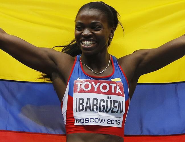 Caterine Ibargüen vuelve a ser nominada como mejor atleta del año