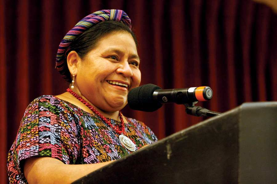 Nobel de la Paz regresa a Latinoamérica 24 años después de Rigoberta Menchú