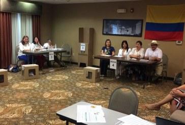 Jornada de votación para el plebiscito ha finalizado en 39 países