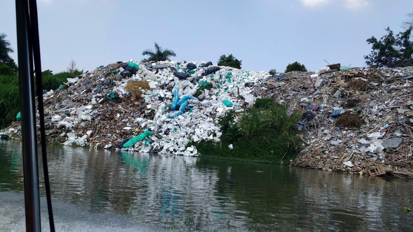 Resultado de imagen para rio contaminacion