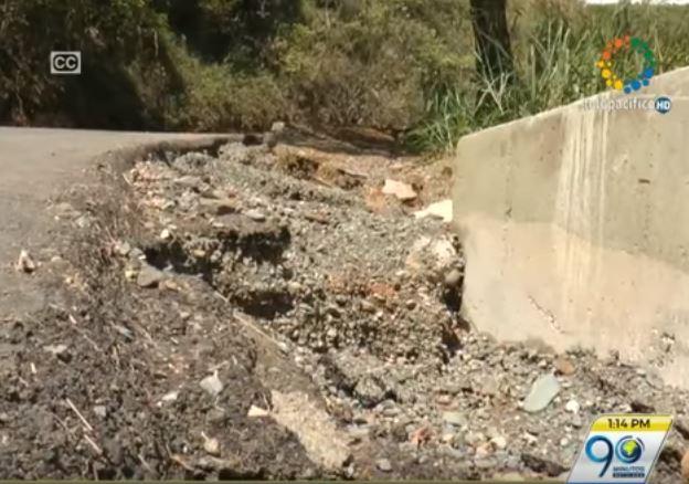 Gobernación respondió a críticas sobre construcción de vía en Trujillo