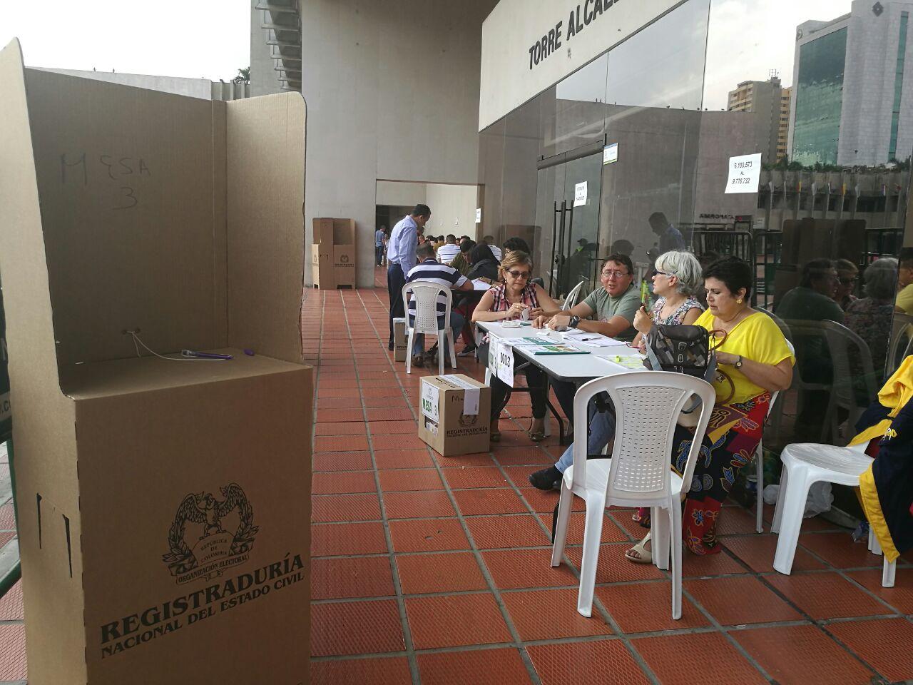 CNE descarta ampliar horario de votación del plebiscito por lluvias