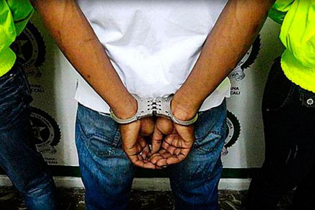 Detienen ladrón que se subió a tejados tras cometer hurto en Popayán